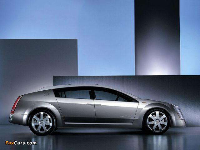 Images of Cadillac Imaj Concept 2000 (640 x 480)