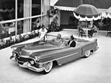Photos of Cadillac Le Mans Concept Car 1953