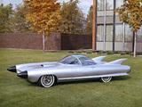 Photos of Cadillac Cyclone Concept Car 1959