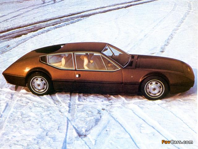 Photos of Cadillac NART 1970 (640 x 480)