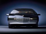Photos of Cadillac Voyage Concept 1988