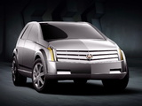Photos of Cadillac Vizon Concept 2001