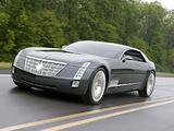 Photos of Cadillac Sixteen Concept 2003