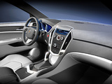 Photos of Cadillac Provoq Concept 2008