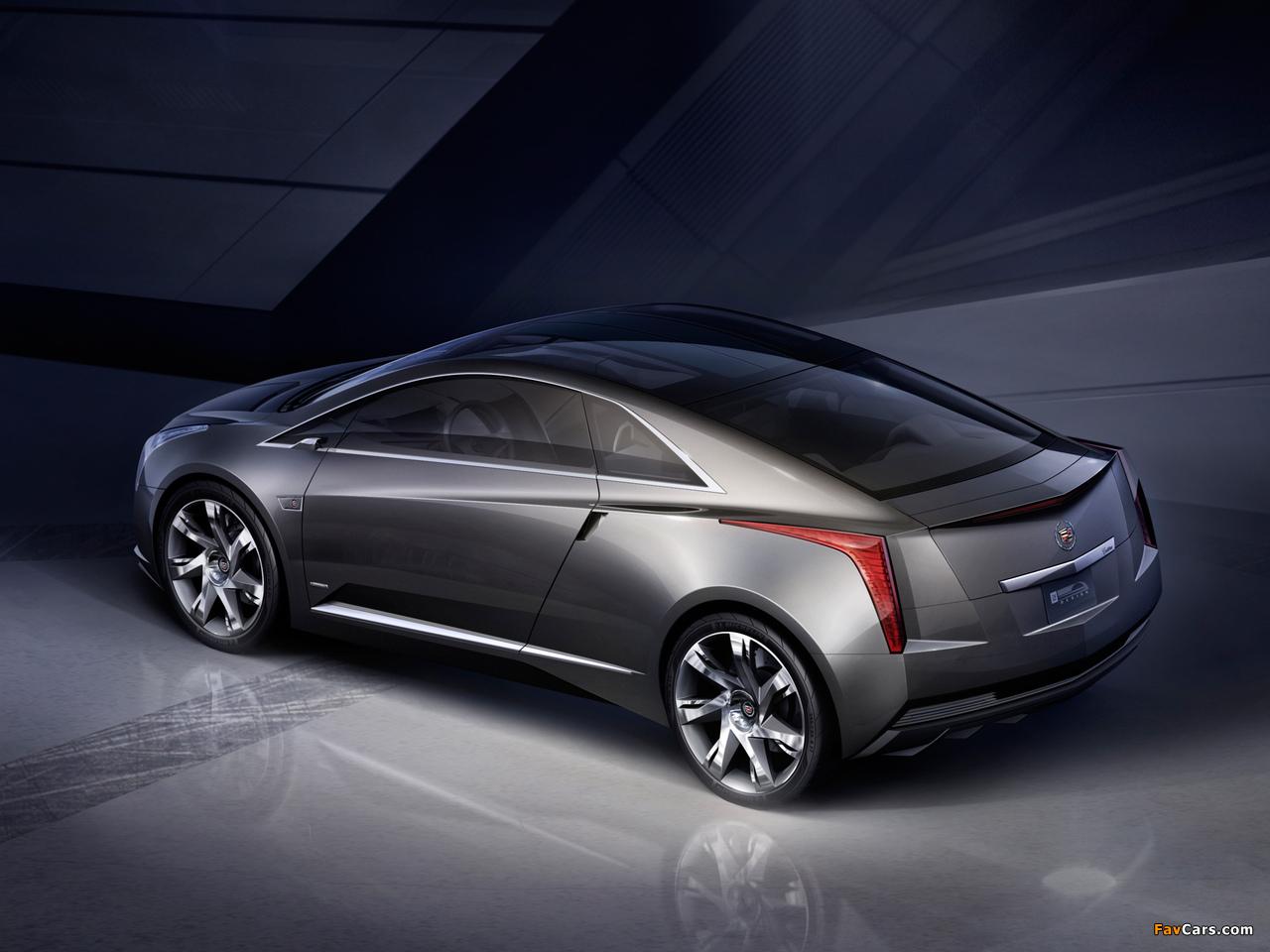 Photos of Cadillac Converj Concept 2009 (1280 x 960)