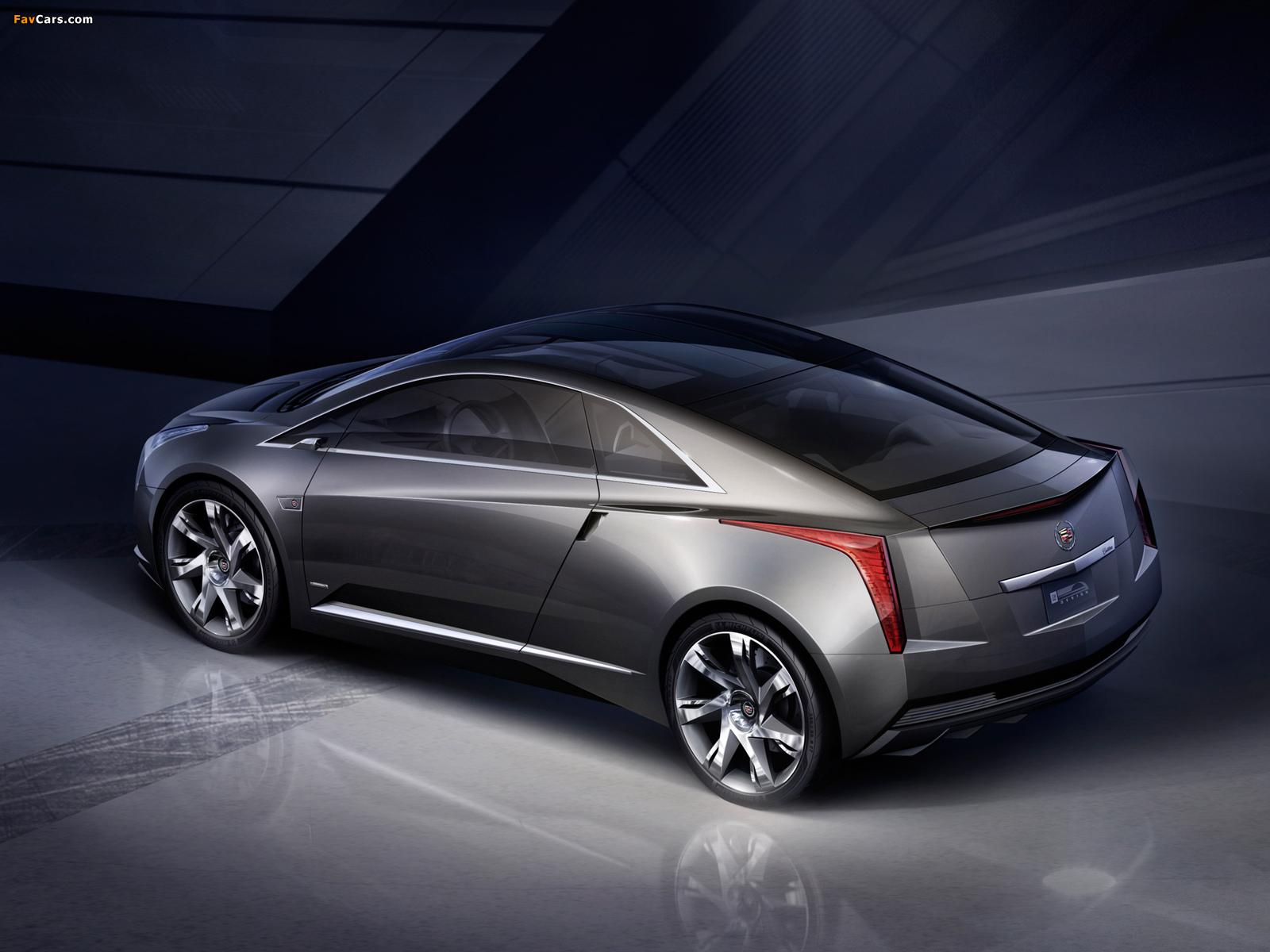 Photos of Cadillac Converj Concept 2009 (1600 x 1200)