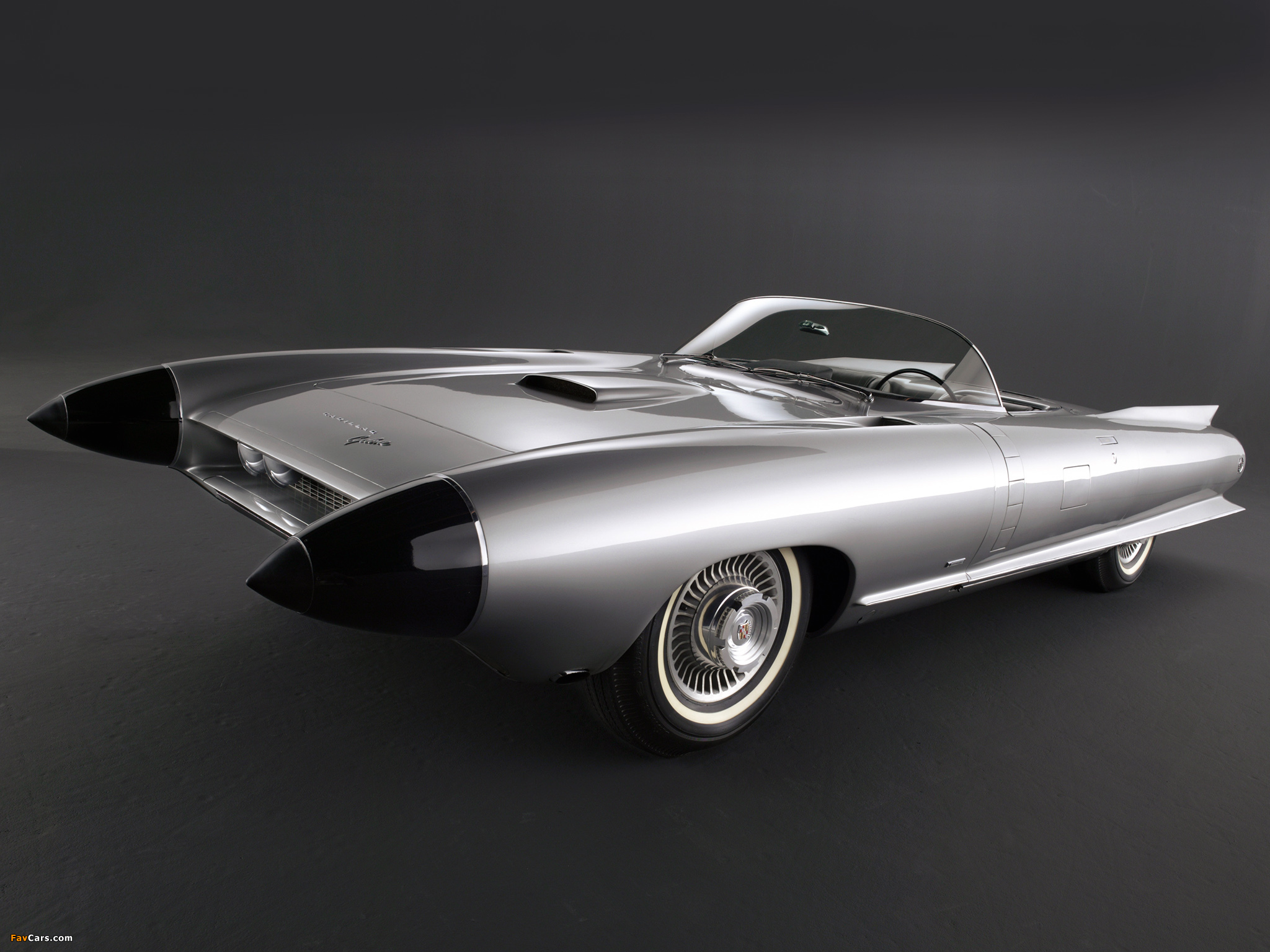 Pictures of Cadillac Cyclone Concept Car 1959 (2048 x 1536)