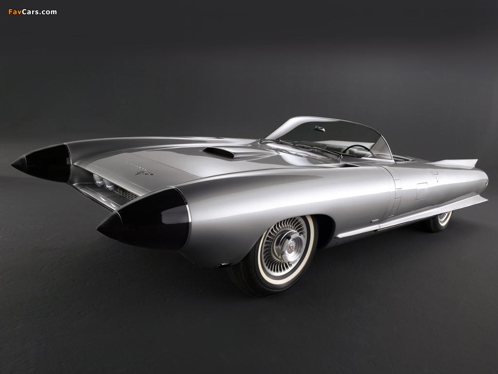 Pictures of Cadillac Cyclone Concept Car 1959 (1024 x 768)