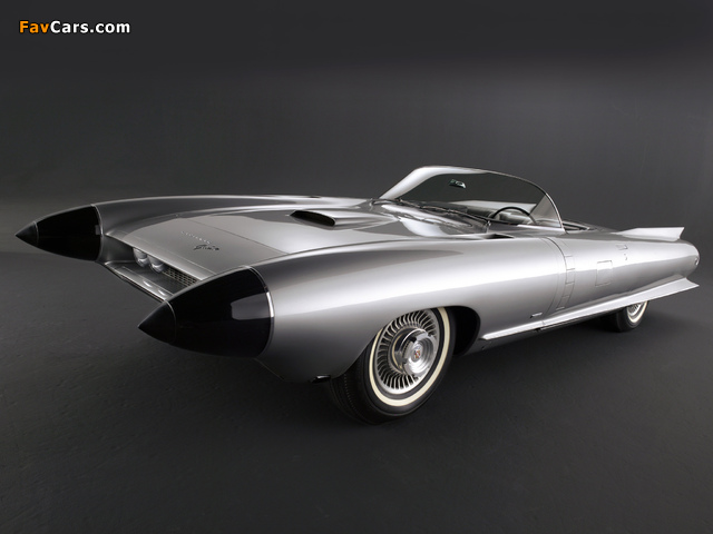 Pictures of Cadillac Cyclone Concept Car 1959 (640 x 480)