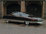 Pictures of Cadillac Solitaire Concept 1989