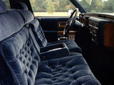 Pictures of Cadillac Fleetwood Presidential Limousine Concept by OGara-Hess & Eisenhardt 1987