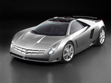 Pictures of Cadillac Cien Concept 2002