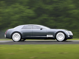 Pictures of Cadillac Sixteen Concept 2003
