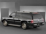 Pictures of Cadillac Escalade ESV Pinnacle Concept 2004