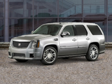 Pictures of Cadillac Escalade Sport Concept 2007