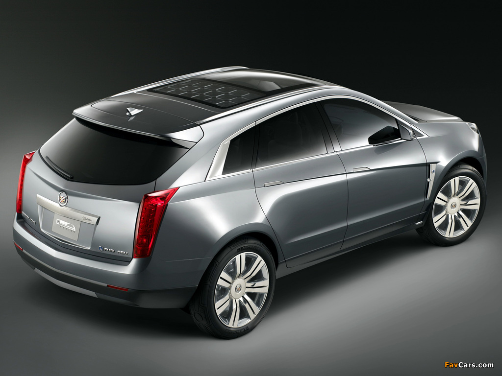 Pictures of Cadillac Provoq Concept 2008 (1024 x 768)