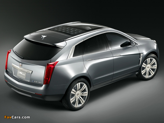 Pictures of Cadillac Provoq Concept 2008 (640 x 480)