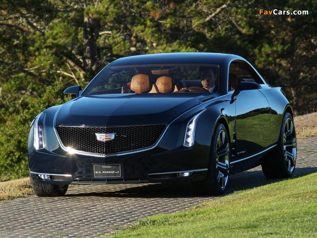 Pictures of Cadillac Elmiraj Concept 2013 (640 x 480)