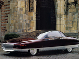 Cadillac Solitaire Concept 1989 wallpapers