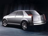 Cadillac Vizon Concept 2001 wallpapers