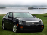 Cadillac CTS 2002–07 images
