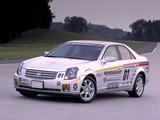 Cadillac CTS Bondurant Racing School 2002–07 photos