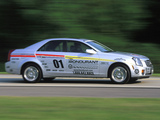 Cadillac CTS Bondurant Racing School 2002–07 pictures
