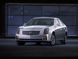 Cadillac CTS 2002–07 pictures