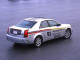 Cadillac CTS Bondurant Racing School 2002–07 wallpapers