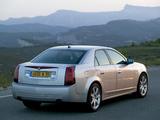 Cadillac CTS-V 2004–07 images