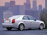 Cadillac CTS-V 2004–07 photos