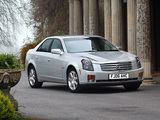 Cadillac CTS UK-spec 2005–07 images