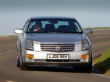 Cadillac CTS UK-spec 2005–07 wallpapers