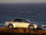Cadillac CTS EU-spec 2007 images