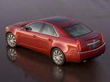 Cadillac CTS 2007–13 images