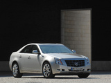 Cadillac CTS EU-spec 2007 photos