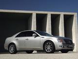 Cadillac CTS EU-spec 2007 pictures