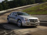 Cadillac CTS 2007–13 pictures