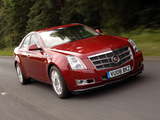 Cadillac CTS UK-spec 2008 images
