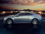 Cadillac CTS Coupe Concept 2008 images