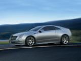 Cadillac CTS Coupe Concept 2008 photos