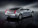 Cadillac CTS Coupe Concept 2008 pictures