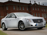 Cadillac CTS UK-spec 2008 pictures