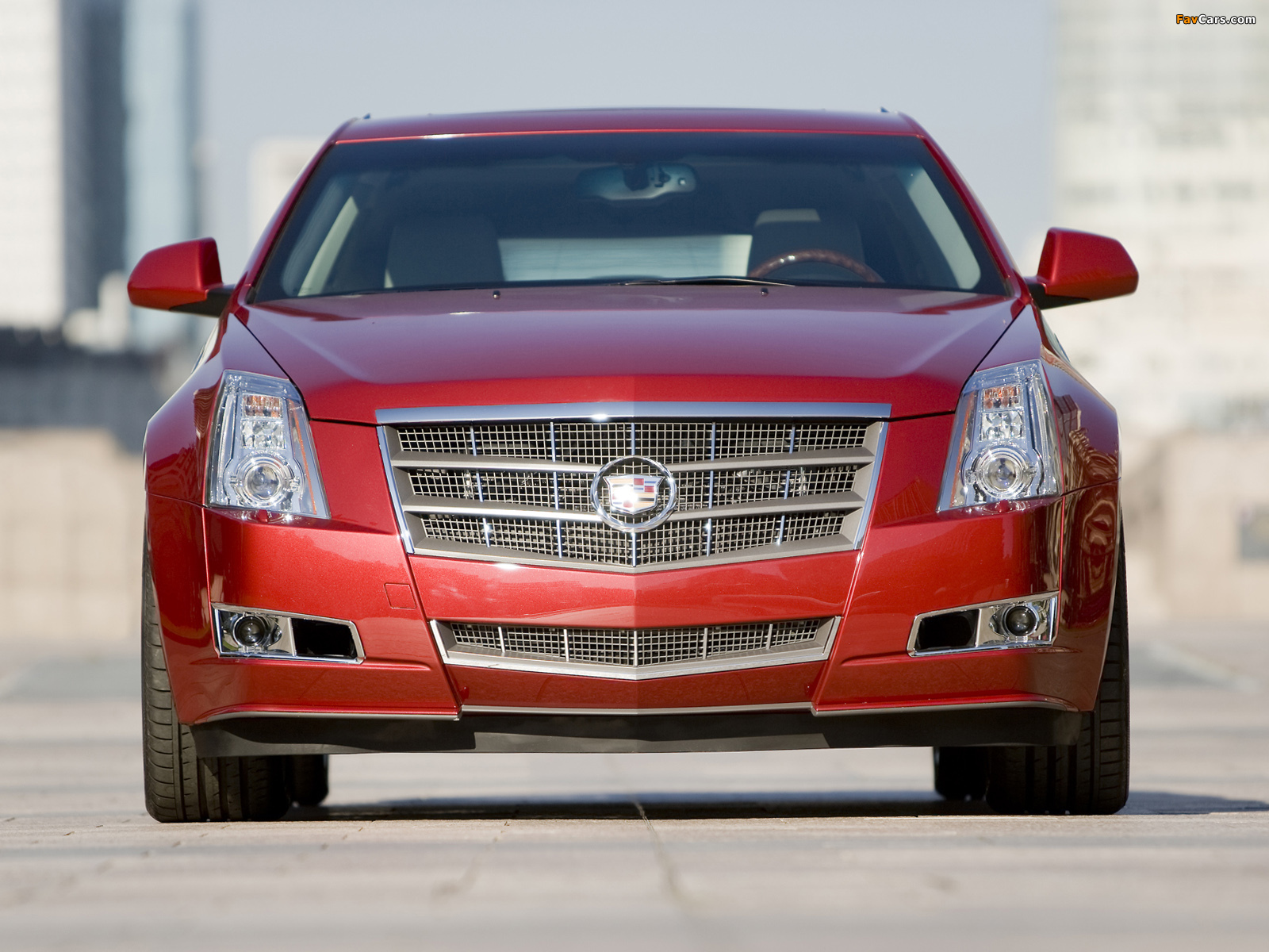 Cadillac CTS Sport Wagon 2009 images (1600 x 1200)