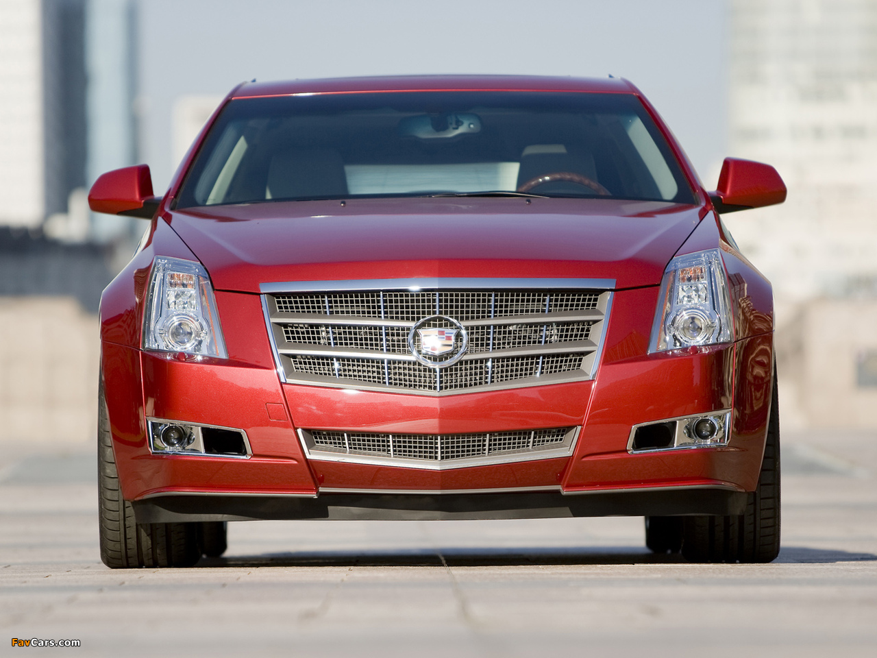 Cadillac CTS Sport Wagon 2009 images (1280 x 960)