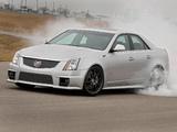 Hennessey Cadillac CTS-V 2009 photos