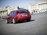 Cadillac CTS Sport Wagon 2009 photos