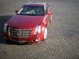 Cadillac CTS Sport Wagon 2009 photos