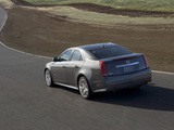 Cadillac CTS-V 2009 pictures