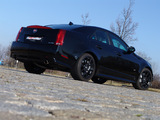 Geiger Cadillac CTS-V Brute Force 2009 wallpapers